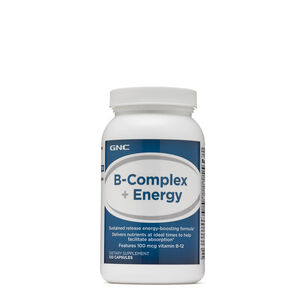 B-Complex + Energy | GNC