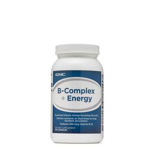 GNC B-Complex + Energy