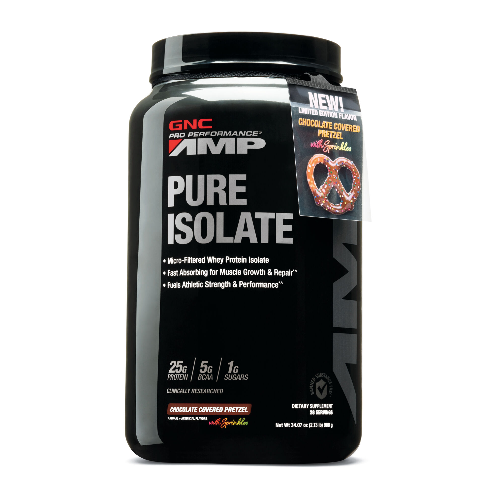 Pure Isolate - Chocolate Covered Pretzel