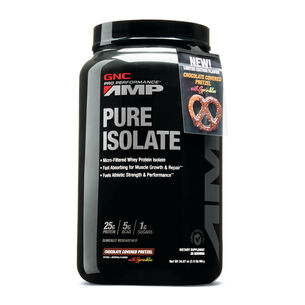 Pure Isolate - Chocolate Covered PretzelChocolate Covered Pretzel | GNC