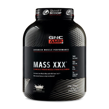Mass XXX™ - VanillaVanilla   GNC
