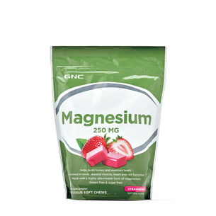 Magnesium 250mg - Strawberry | GNC