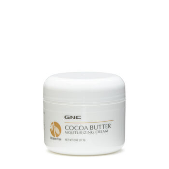 Cocoa Butter Moisturizing Cream | GNC