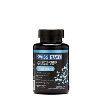 Testosterone | GNC