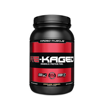 Re-Kaged® - Orange KreamOrange Kream | GNC