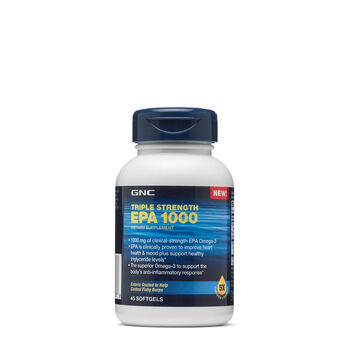 Triple Strength EPA 1000 | GNC