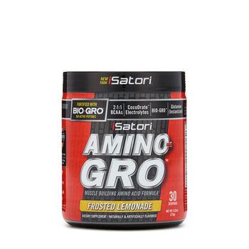 AMINO-GRO™ - Frosted LemonadeFrosted Lemonade | GNC