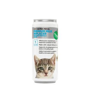 Ultra Mega Premium Milk Replacer for Kittens | GNC
