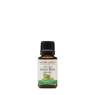 100% Pure Sweet Basil | GNC