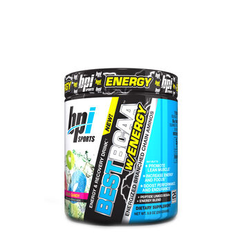 Best BCAA with Energy - Sour CandySour Candy | GNC