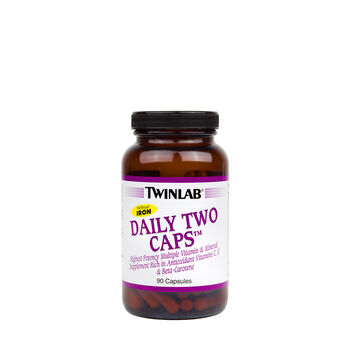 Daily Two Caps™ | GNC
