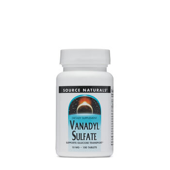 Vanadyl Sulfate | GNC