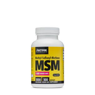 MSM 1000 Milligrams | GNC