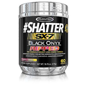 #Shatter SX-7® Black Onyx™ Ripped - Raspberry LemonadeRaspberry Lemonade | GNC