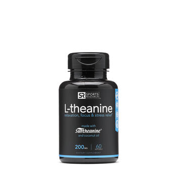 Suntheanine® L-Theanine | GNC
