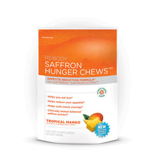 Saffron Hunger Chews™ - Tropical Mango | GNC