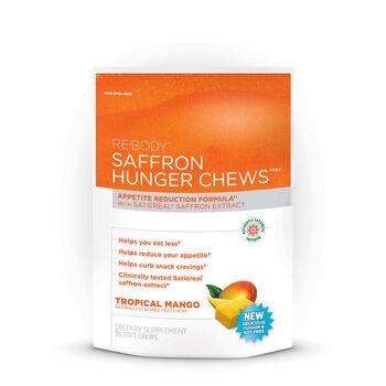 Saffron Hunger Chews™ - Tropical Mango | GNC