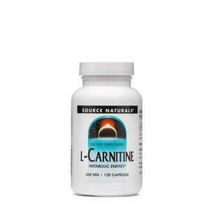 L-Carnitine 250 MG | GNC