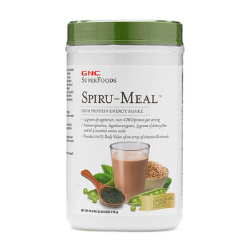 Spiru-Meal™- ChocolateChocolate | GNC