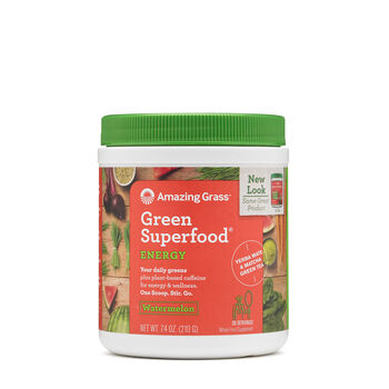 Green Superfood® - Watermelon Energy | GNC