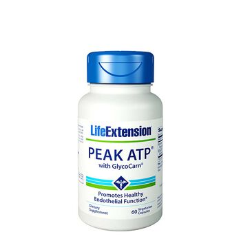 Peak ATP with GlycoCarn | GNC
