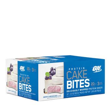 Protein Cake Bites - Berry CheesecakeBerry Cheesecake | GNC