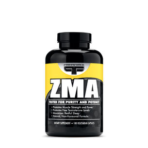 ZMA | GNC