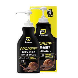 100% Whey Protein Isolate - Double ChocolateDouble Chocolate | GNC