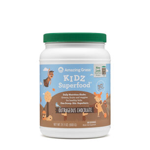 KIDZ Superfood® - Outrageous Chocolate | GNC