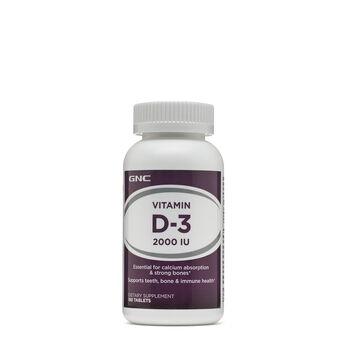 Vitamin D-3 2000 IU | GNC