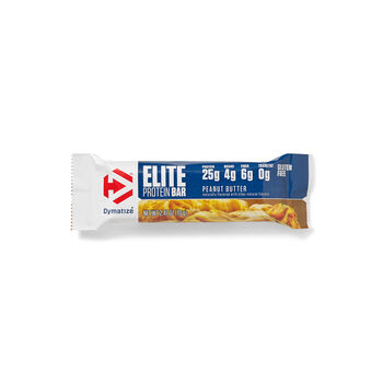 Elite Protein Bar - Peanut ButterPeanut Butter   GNC