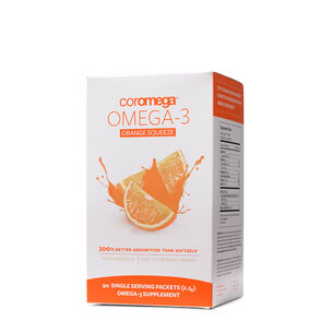 Omega 3 Supplement- Orange | GNC