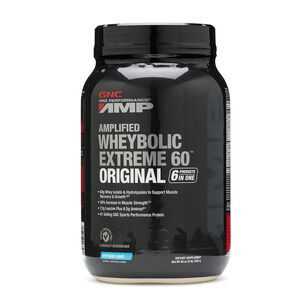 Amplified Wheybolic Extreme 60™ Original - Birthday CakeBirthday Cake | GNC