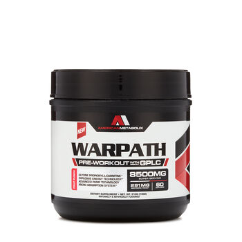 Warpath - Fruit PunchFruit Punch | GNC