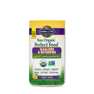 Perfect Food® Alkalizer & Detoxifier | GNC