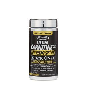 Ultra Carnitine 3X™ SX-7® Black Onyx™ | GNC