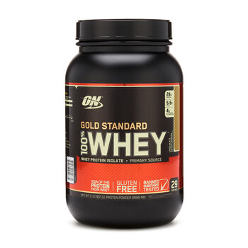 Gold Standard 100% Whey™ - Chocolate Dipped BananaChocolate Dipped Banana | GNC