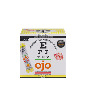 Quickly Dissolving Eye Care Crystals- Sugar Free Citrus Lutein BurstSugar Free Citrus Lutein Burst   GNC