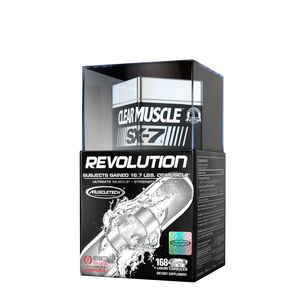 Clear Muscle SX-7® Revolution | GNC