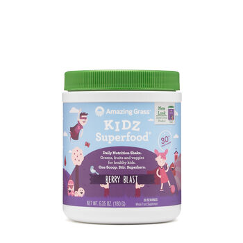 Kidz Superfood® - Wild Berry | GNC