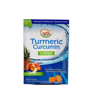 Turmeric Curcumin Chews - Tropical Fruit | GNC