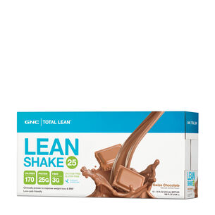 Lean Shake™ - Swiss ChocolateSwiss Chocolate | GNC