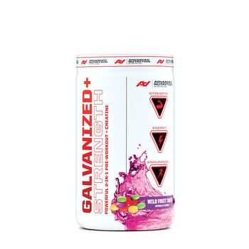 Galvanized + Strength- Wild Fruit TartsWild Fruit Tarts | GNC