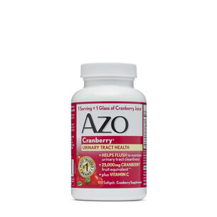GNC AZO Cranberry - Urinary Tract Health