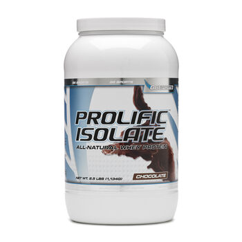 G6 Sports Prolific Isolate - ChocolateChocolate | GNC