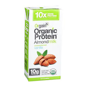 Organic Protein™ Almond Milk - Vanilla | GNC