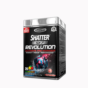 Shatter™ SX-7® Revolution - Jujube CandyJujube Candy | GNC
