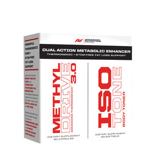 Duel Action Metabolic Enhancer   GNC