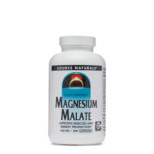 Magnesium Malate | GNC