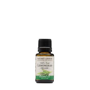 100% Pure Lemongrass   GNC
